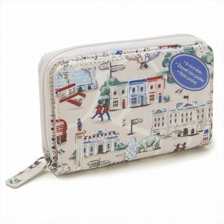 [Small London Map]Cath Kidston ポーチ / Pocket Purse