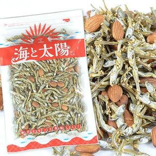 アーモンド小魚(素焼き粒タイプ) 320g