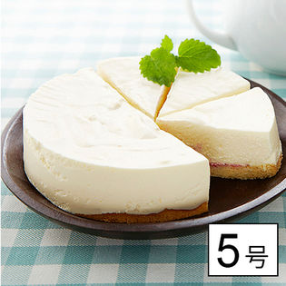 芳醇レアチーズケーキ