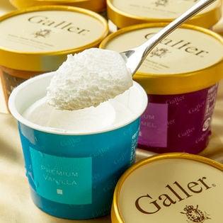 【計12個】ガレー プレミアムアイスクリームセット/上品なチョコレートの香りと濃厚で滑らかな口当たり