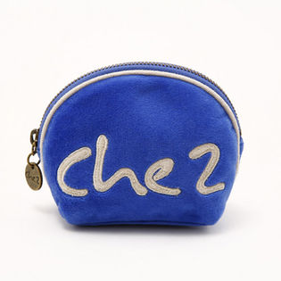 【BLUE】[Che2 by CheCheNY]ポーチ/ チーツーバイチチニューヨーク