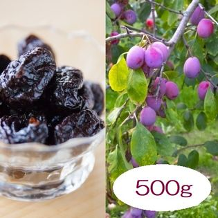 【500g】種抜きプルーン