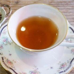【5ティーバック】白桃焙じ茶 便利なジップ付き袋入り