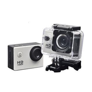アクションカメラ ウェアラブルカメラ【カラー:ホワイト】