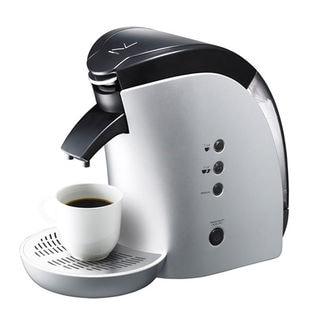 【シルバー】蒸らし機能付きコーヒーメーカー