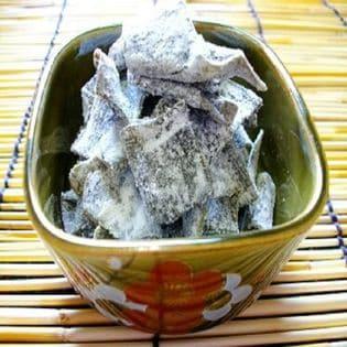 【330g】北海道産昆布使用<お徳用>とろり酢昆布おやつ