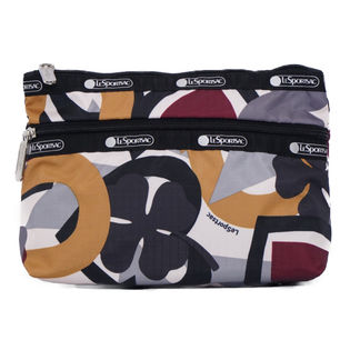 [LeSportsac]COSMETIC CLUTCH ポーチ / アイボリー