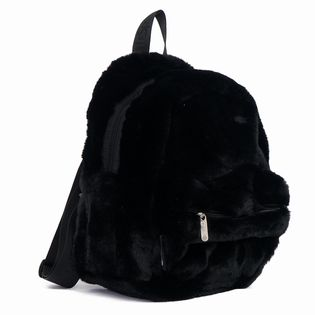 [LeSportsac]FUR BACKPACK バックパック / ブラック