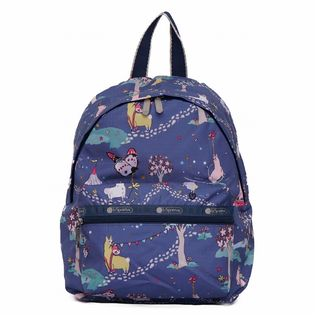 [LeSportsac]WANDERER BACKPACK バックパック / ブルー