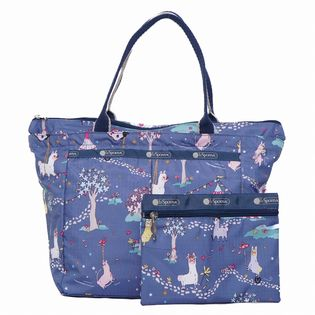 [LeSportsac]SMALL EVERYGIRL TOTE トートバッグ / ブルー