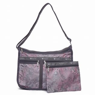 [LeSportsac]DELUXE EVERYDAY BAG ショルダーバッグ / ピンク