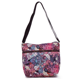 [LeSportsac]SMALL CLEO CROSSBODY HOBO ショルダーバッグ