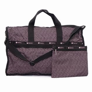 [LeSportsac]LARGE WEEKENDER ボストンバッグ / ピンク