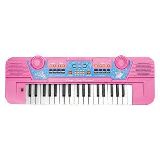 ドリームミュージックキーボード4 (ピンク アンダー・ザ・シー(リトル・マーメイド))