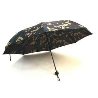 晴雨兼用70cm折り畳み傘 迷彩