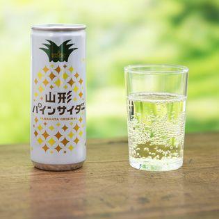 【250ml×30缶】山形 パインサイダー