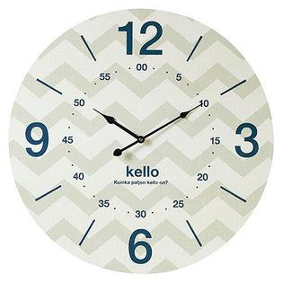 【HELSINKI】60cm壁掛け時計