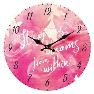 【ROSE】モチーフクロック shopシリーズ 33cm壁掛け時計