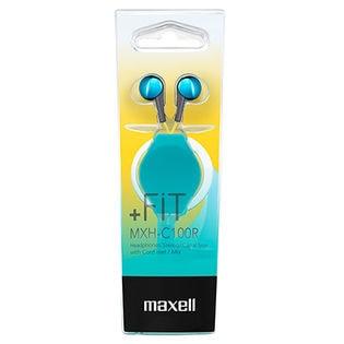 maxell(マクセル)/カナル型 イヤホン (ミックス)/MXH-C100RMX