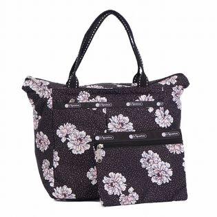 [LeSportsac}SMALL EVERYGIRL TOTE トートバッグ / ダークブラウン