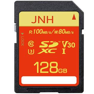 SDXCカード128GB超高速R:100MB/s W:80MB/s UHS-IU3 V30 4K対応
