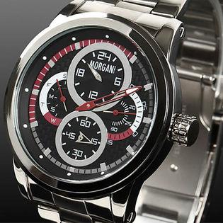 MORGAN マルチファンクション 腕時計/MG903-4