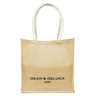 【Natural】DEAN&DELUCA ディーン&デルーカ ナパバレー限定 キャンバストートバッグ