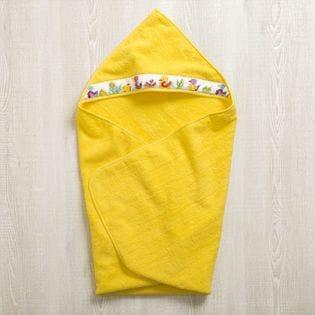 [FEILER(フェイラー)]BABY DUCKLINGS 子供用バスタオル / ピンク