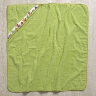 [FEILER(フェイラー)]BABY DUCKLINGS 子供用バスタオル / ライトグリーン