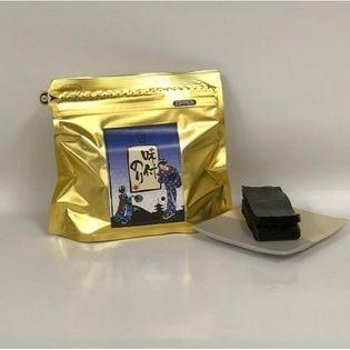 京のお海苔 金さん銀さんシリーズ『蔵出し醤油の味のり10切240枚(板のり24枚分)』