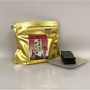 京のお海苔 金さん銀さんシリーズ 『ぴりっ辛い味のり10切240枚(板のり24枚分)』