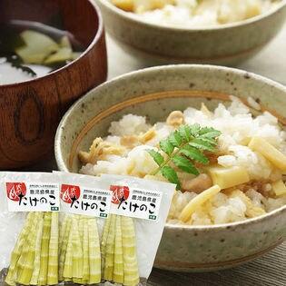 【3袋セット】古参竹(こさんだけ)水煮