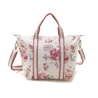 [Cath Kidston]OVERNIGHT CROSS BODY ショルダーバッグ / ピンク