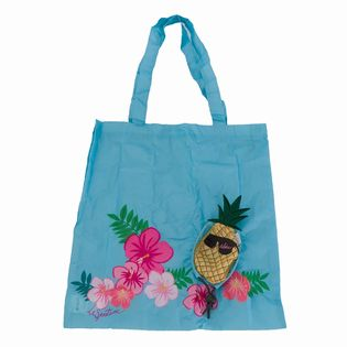 [LeSportsac]PINEAPPLE ECO TOTE トートバッグ / ライトブルー
