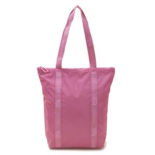 [LeSportsac]ABSTRACT DAILY TOTE トートバッグ / ピンク