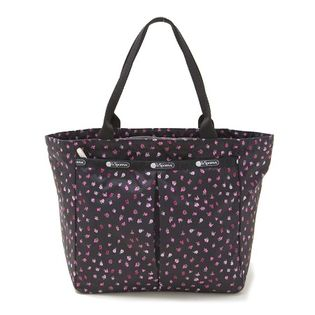 [LeSportsac]SMALL EVERYGIRL TOTE トートバッグ / ブラック