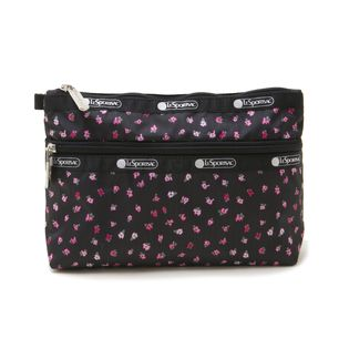 [LeSportsac]COSMETIC CLUTCH ポーチ / ブラック