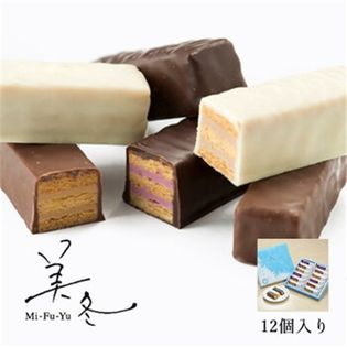 【12個入】美冬 ISHIYA(石屋製菓)<クール便でお届け>