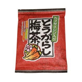 【2個】とうがらし梅茶