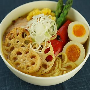 【4食】スープカレーラーメン