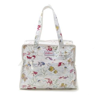 [Cath Kidston]LARGE PANDORA BAG ハンドバッグ  / ホワイト