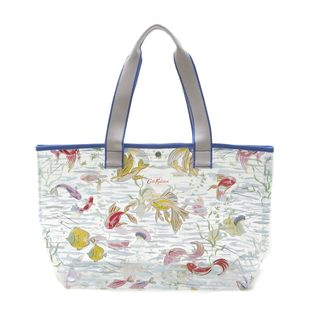 [Cath Kidston]PVC TOTE トートバッグ / クリア