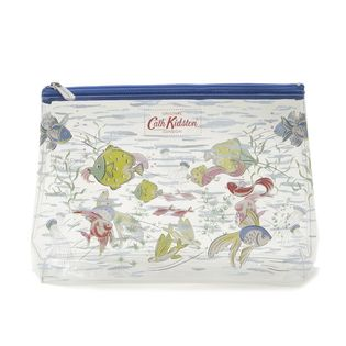 [Cath Kidston]PVC POUCH ポーチ  / クリア