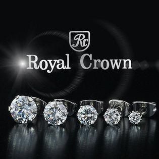 "AG "" Royal Crown"" ピアス5点セットSS316L仕様"
