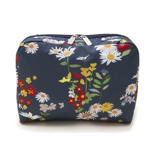 [LeSportsac]EXTRA LARGE RECTANGULAR COSMETIC ポーチ