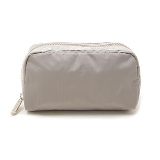 [LeSportsac]RECTANGULAR COSMETIC ポーチ/ グレージュ