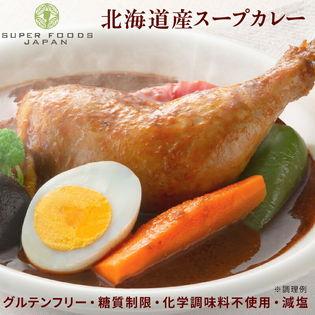 【10食(300g×10)】スープカレー レトルト からだ想いの北海道スープカレー