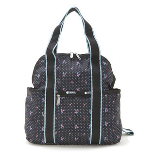 [LeSportsac(レスポートサック)]DOUBLE TROUBLE BACKPACK リュック