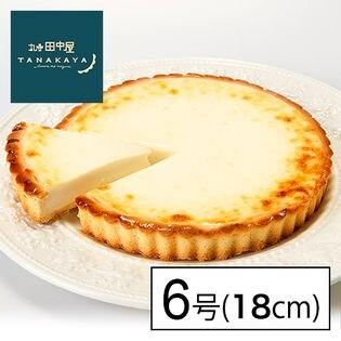 【長野】[丸安田中屋]チーズケーキアントルメ 6号(18cm)