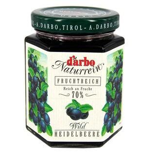 【2瓶】ダルボ チロリアン ブルーベリー ジャム 200g